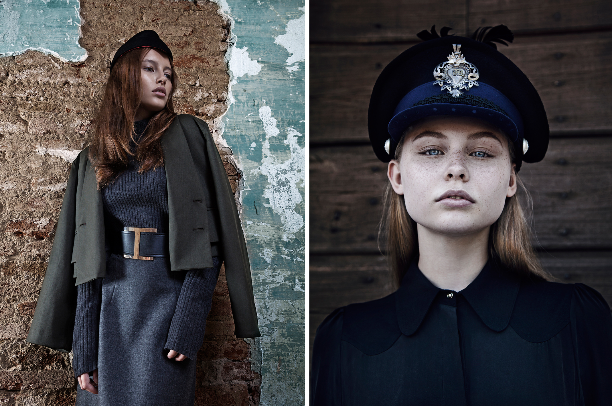 New Model Army I The Cube Magazine I Styled by Allegra Ghiloni